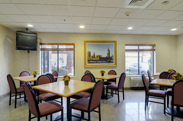Continental Breakfast Room